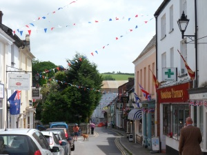 Lostwithiel, Fore Street, Cornwall